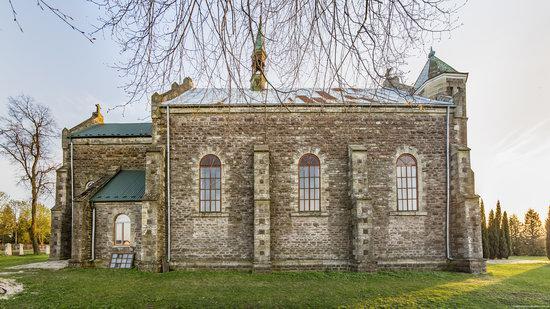 Church of Our Lady in Trybukhivtsi, Ternopil region, Ukraine, photo 9