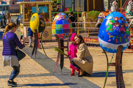 Festival of Easter Eggs 2017 in Kyiv, Ukraine, photo 1