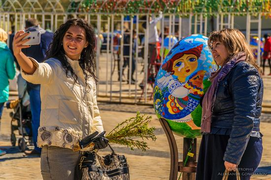 Festival of Easter Eggs 2017 in Kyiv, Ukraine, photo 10