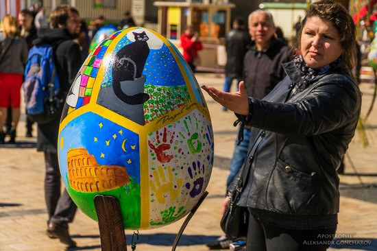 Festival of Easter Eggs 2017 in Kyiv, Ukraine, photo 19