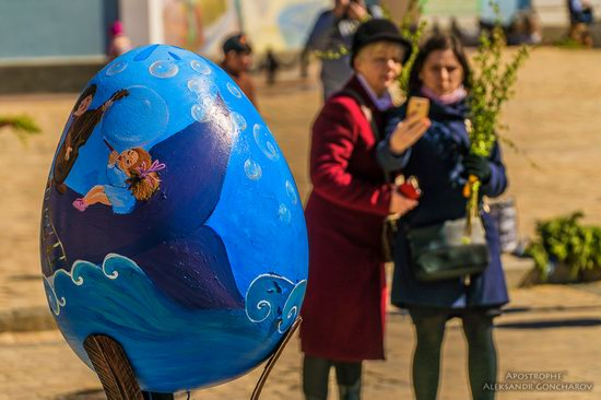 Festival of Easter Eggs 2017 in Kyiv, Ukraine, photo 2