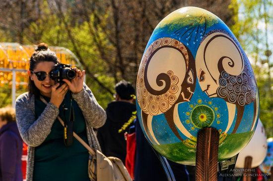 Festival of Easter Eggs 2017 in Kyiv, Ukraine, photo 20