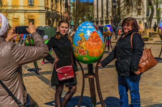 Festival of Easter Eggs 2017 in Kyiv, Ukraine, photo 4