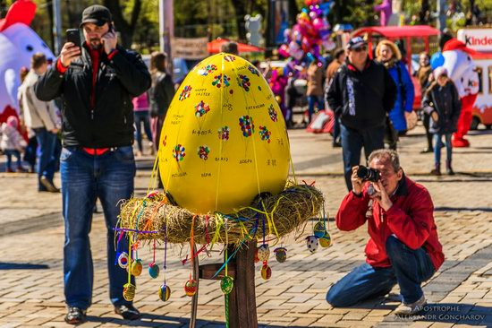 Festival of Easter Eggs 2017 in Kyiv, Ukraine, photo 5