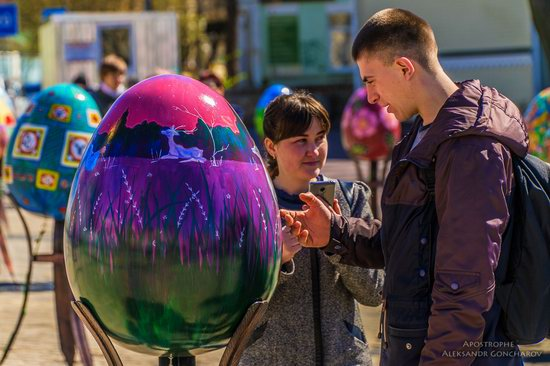 Festival of Easter Eggs 2017 in Kyiv, Ukraine, photo 8