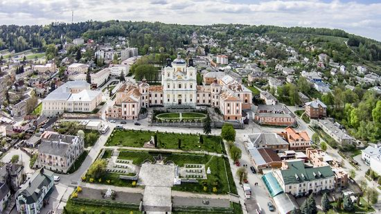 Jesuit Monastery in Kremenets, Ternopil region, Ukraine, photo 1