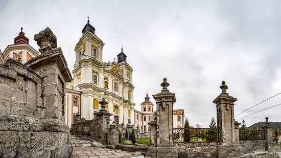 Jesuit Monastery in Kremenets, Ternopil region, Ukraine, photo 10