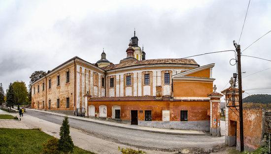 Jesuit Monastery in Kremenets, Ternopil region, Ukraine, photo 11