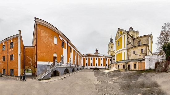 Jesuit Monastery in Kremenets, Ternopil region, Ukraine, photo 13
