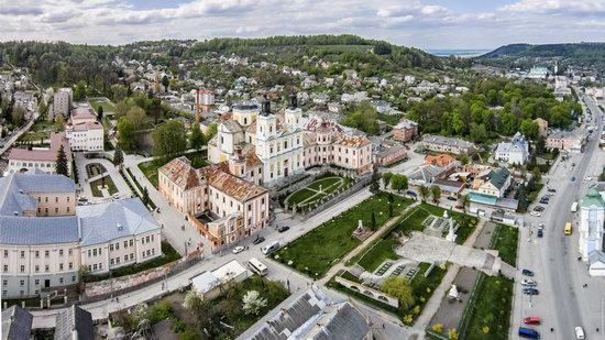 Jesuit Monastery in Kremenets, Ternopil region, Ukraine, photo 2