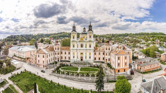 Jesuit Monastery in Kremenets, Ternopil region, Ukraine, photo 5