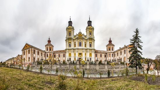 Jesuit Monastery in Kremenets, Ternopil region, Ukraine, photo 6