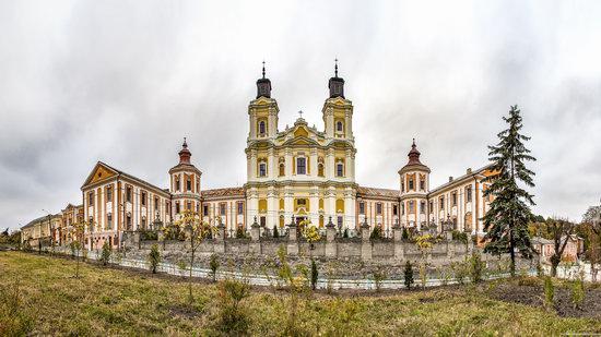 Jesuit Monastery in Kremenets, Ternopil region, Ukraine, photo 6