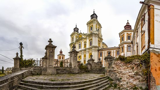 Jesuit Monastery in Kremenets, Ternopil region, Ukraine, photo 7