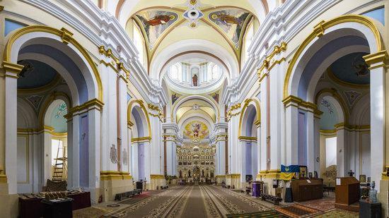Jesuit Monastery in Kremenets, Ternopil region, Ukraine, photo 8