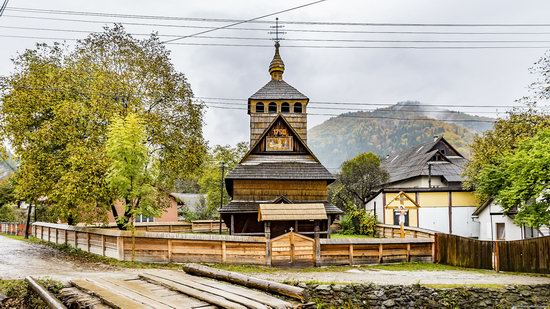 Nativity Church in Dilove, Zakarpattia region, Ukraine, photo 1