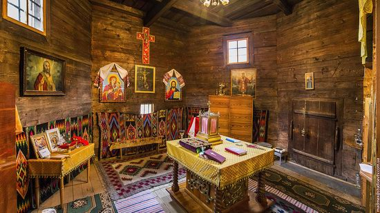Nativity Church in Dilove, Zakarpattia region, Ukraine, photo 14