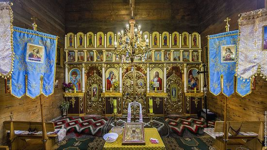 Nativity Church in Dilove, Zakarpattia region, Ukraine, photo 4