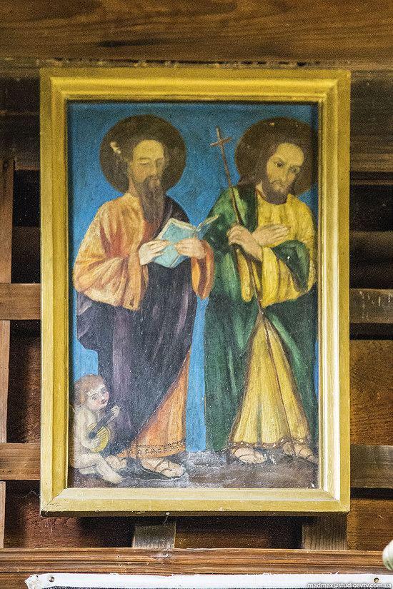 Nativity Church in Dilove, Zakarpattia region, Ukraine, photo 5