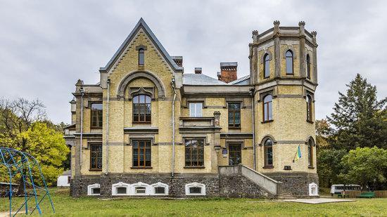 Chikhachev Palace in Mytky, Vinnytsia region, Ukraine, photo 1