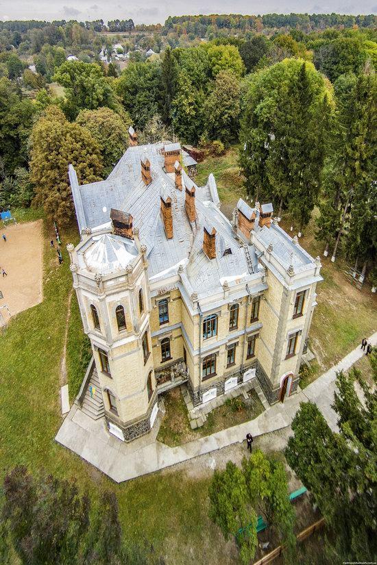 Chikhachev Palace in Mytky, Vinnytsia region, Ukraine, photo 16
