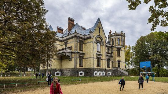 Chikhachev Palace in Mytky, Vinnytsia region, Ukraine, photo 4