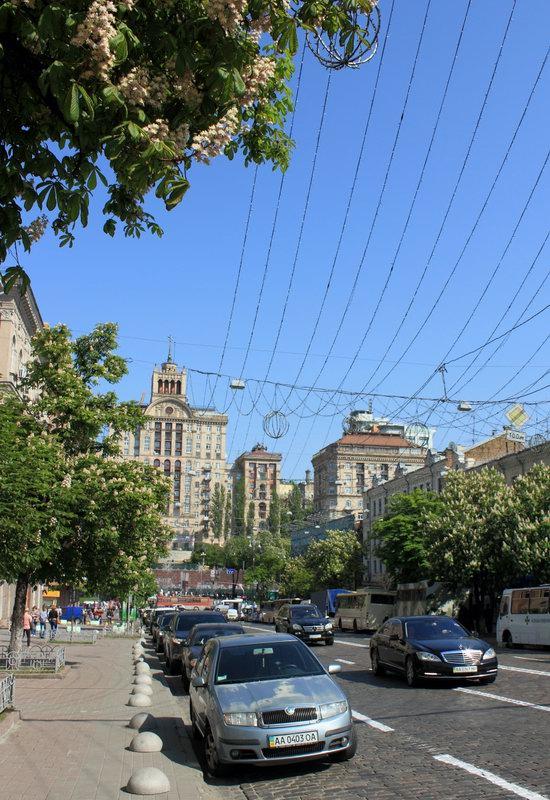 Early May in Kyiv, Ukraine, photo 15