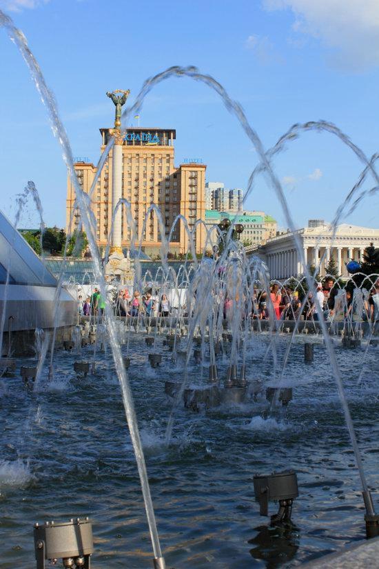 Early May in Kyiv, Ukraine, photo 16