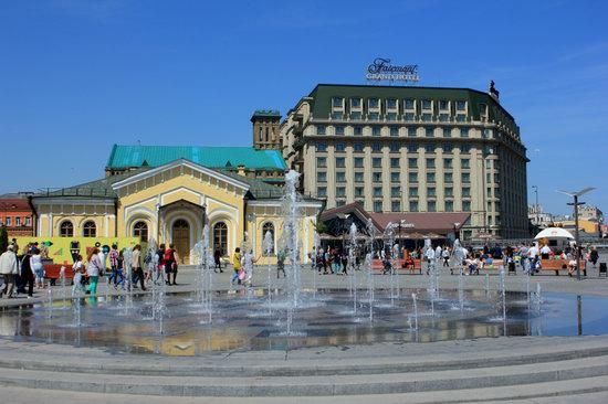 Early May in Kyiv, Ukraine, photo 3