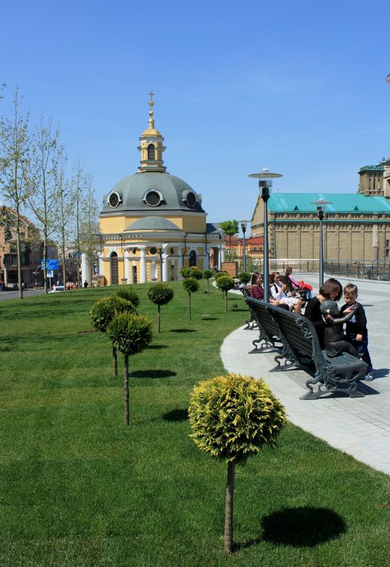 Early May in Kyiv, Ukraine, photo 6