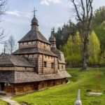 The Oldest Wooden Church in the Lviv Region