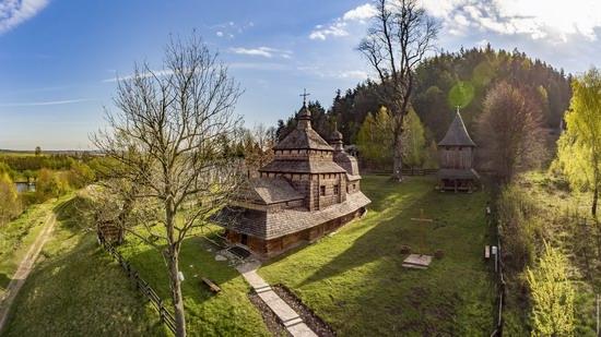 Oldest Wooden Church in the Lviv Region, Ukraine, photo 10