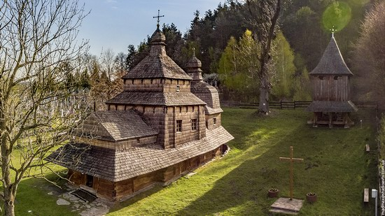 Oldest Wooden Church in the Lviv Region, Ukraine, photo 11