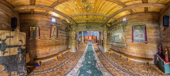 Oldest Wooden Church in the Lviv Region, Ukraine, photo 13