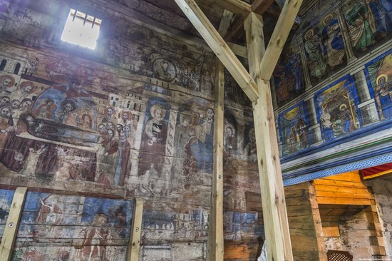 Oldest Wooden Church in the Lviv Region, Ukraine, photo 16