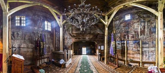 Oldest Wooden Church in the Lviv Region, Ukraine, photo 17
