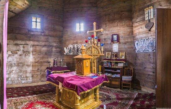 Oldest Wooden Church in the Lviv Region, Ukraine, photo 18