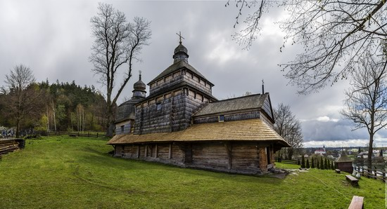 Oldest Wooden Church in the Lviv Region, Ukraine, photo 19
