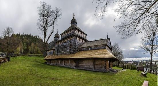 Oldest Wooden Church in the Lviv Region, Ukraine, photo 19