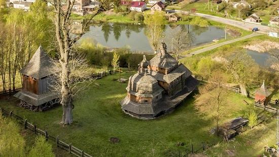 Oldest Wooden Church in the Lviv Region, Ukraine, photo 5