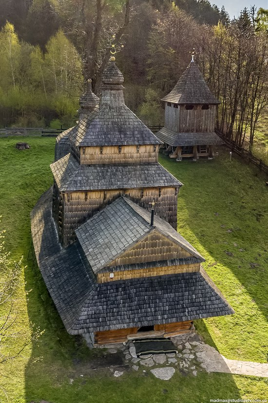 Oldest Wooden Church in the Lviv Region, Ukraine, photo 8