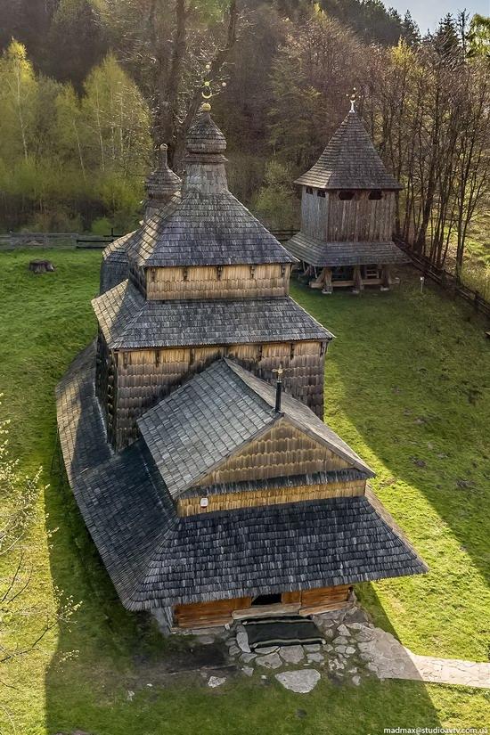 Oldest Wooden Church in the Lviv Region, Ukraine, photo 8