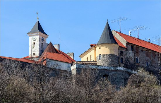 Palanok Castle in Mukacheve, Ukraine, photo 1