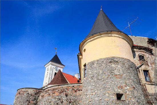 Palanok Castle in Mukacheve, Ukraine, photo 10