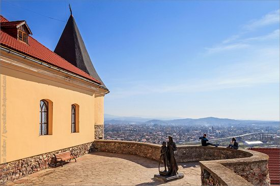 Palanok Castle in Mukacheve, Ukraine, photo 13