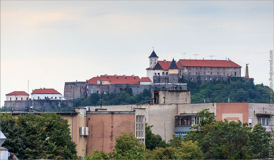 Palanok Castle in Mukacheve, Ukraine, photo 17