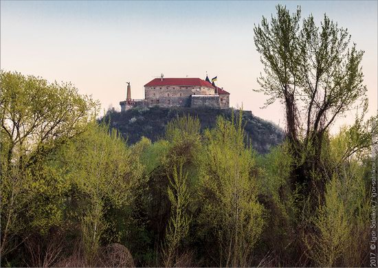 Palanok Castle in Mukacheve, Ukraine, photo 20