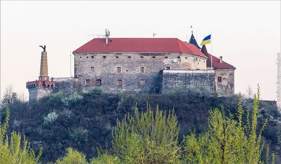 Palanok Castle in Mukacheve, Ukraine, photo 21