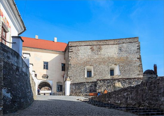 Palanok Castle in Mukacheve, Ukraine, photo 3