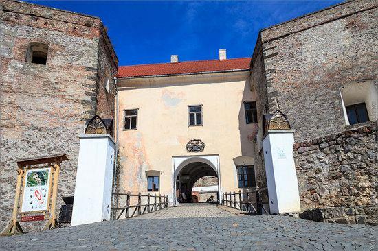 Palanok Castle in Mukacheve, Ukraine, photo 7